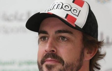 Alonso de retour en F1