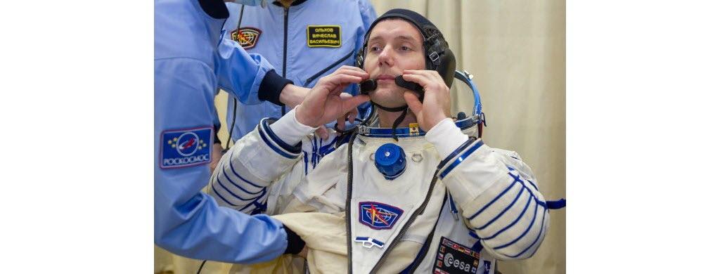 Thomas Pesquet sera aux commandes de la mission Alpha. Elle doit durer 6 mois et permettre de réaliser une centaine d'expériences impossibles à mener sur Terre. Photo © NASA
