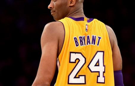Basket-ball : adieu Kobe