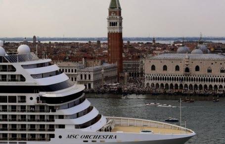 Italie: les paquebots sont interdits à Venise