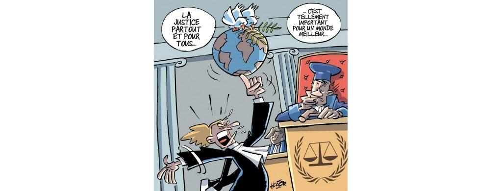 Qui juge les crimes les plus graves?