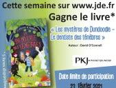 """Les gagnants du jeu  """"Les mystères de Dundoodle tome 2 """""""