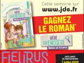 """Les gagnants pour le roman """"Mène ton enquête - Menace sur le Louvre"""""""