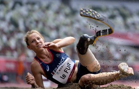 Paralympiques : et de 9 pour Marie-Amélie !