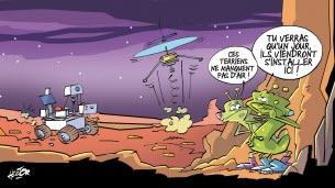 Les dessins d'Hector 2021