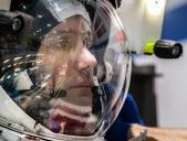 Thomas retourne dans l'espace