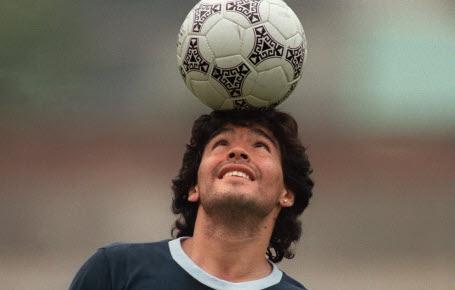 Football : joueur de légende