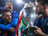 Euro de football: et à la fin, c'est l'Italie qui gagne!