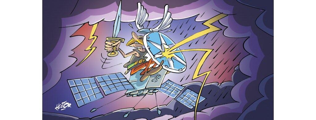 Percer le mystère des orages