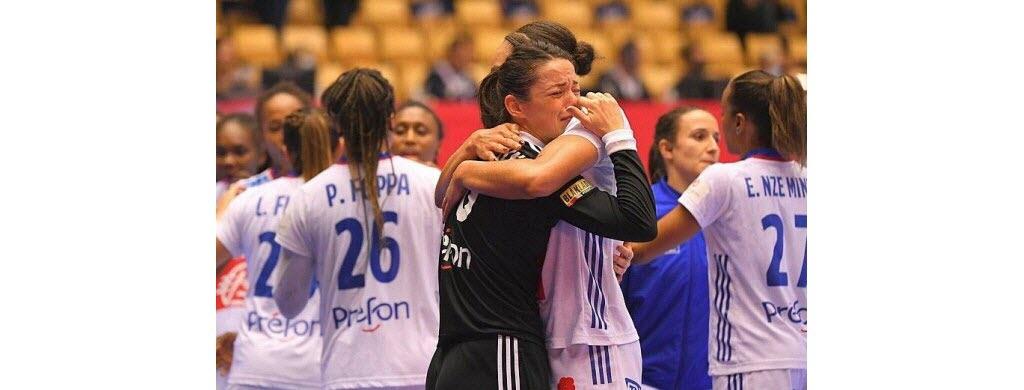 Handball : battues en finale