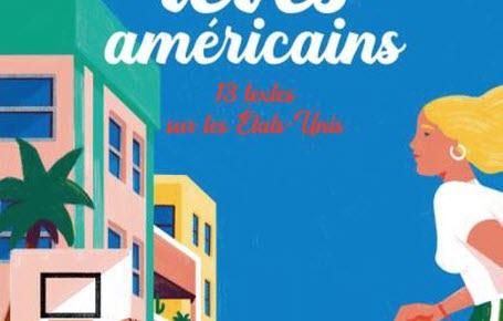 Livre : l'Amérique rêvée