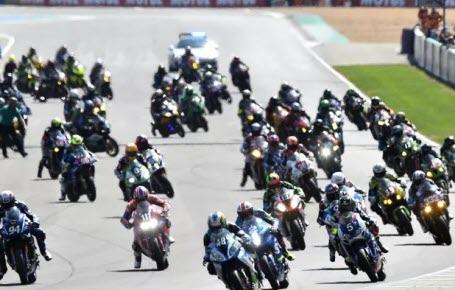 Moto : 24 Heures au Mans