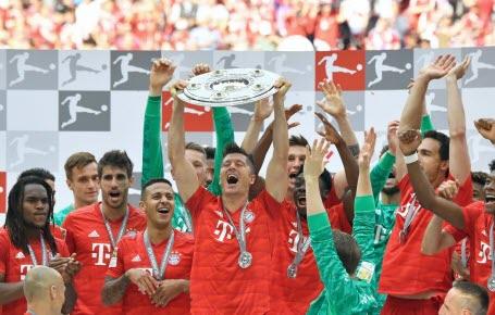 30e titre pour le Bayern de Munich