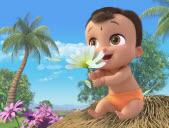 Bheem, bébé super-héros!