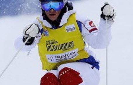 Ski de bosses : intouchable Perrine