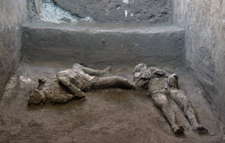 Enfouis pendant 2000 ans