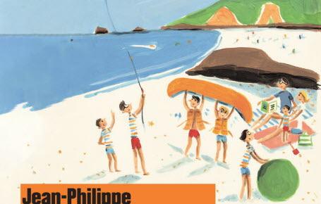 Livre-cd : Tous à la plage !