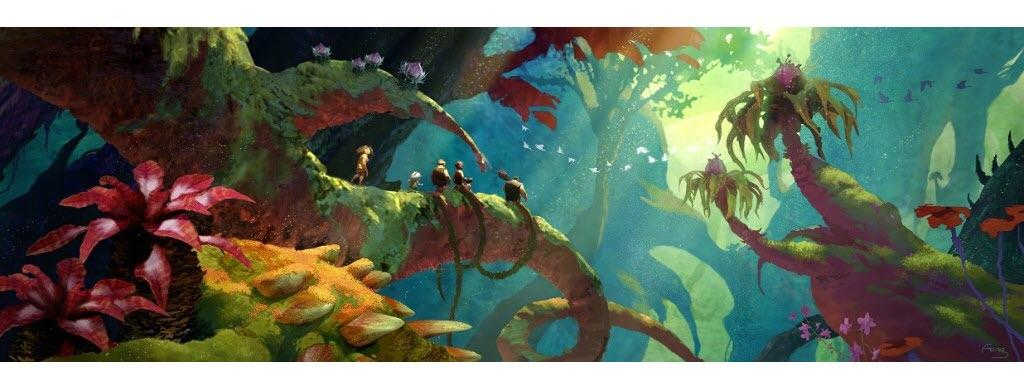 Mais oui ! C'est la famille Croods, l'héroïne de 2 films d'animation. Le deuxième est à découvrir au cinéma en ce moment.