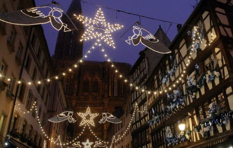 Strasbourg: Noël sans marché