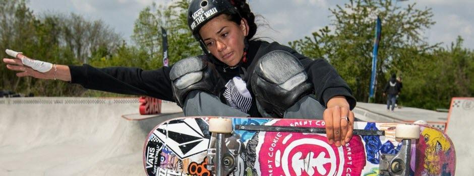 Le skateboard, enfin sport olympique !
