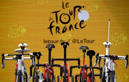 Le Tour de France en chiffres