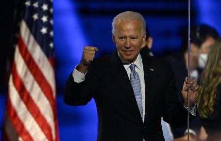 Les Américains ont choisi Joe Biden comme président