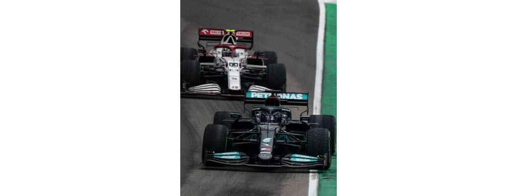 F1 : place au spectacle