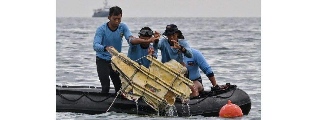 Indonésie : un avion perdu en mer