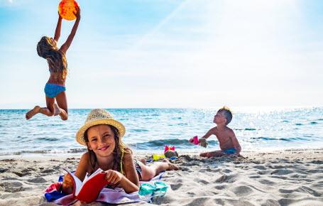 Des super idées pour t'occuper en vacances