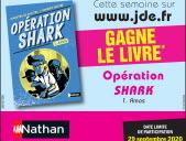 "Les gagnants du livre ""Opération Shark - Tome 1. Amos"""