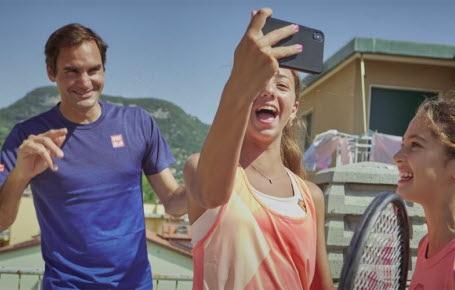 Tennis : l'incroyable surprise de Federer