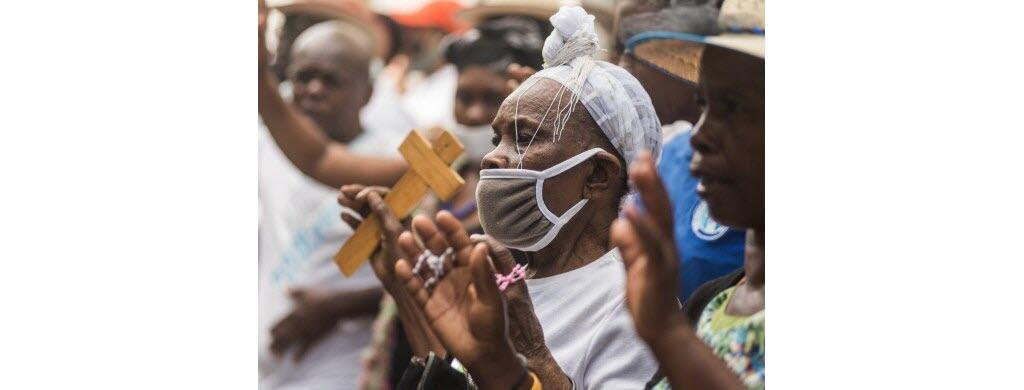 Haïti : des religieux enlevés