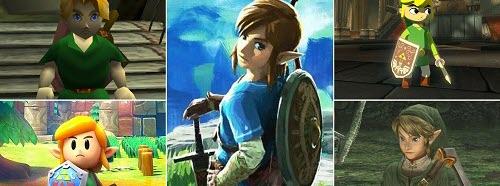 Zelda fête ses 35 ans !