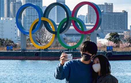 Jeux Olympiques : interdit de crier