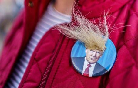 Donald Trump, mauvais perdant