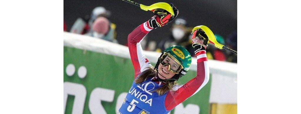Ski alpin : la surprise Gisin
