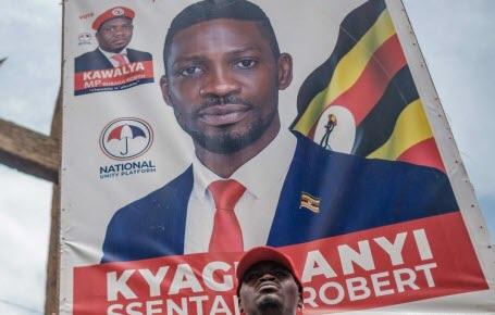 Ouganda : silence les opposants !