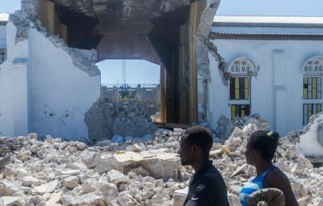 Haïti, pays maudit?