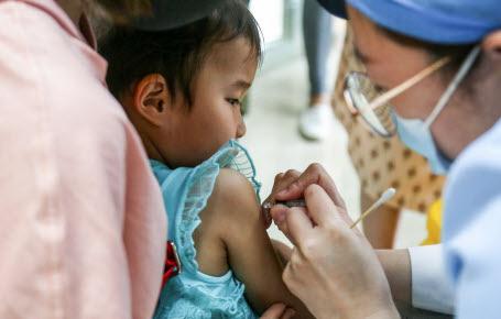 Vaccination des enfants: où en est-on?