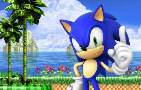 Sonic ne veut pas ralentir
