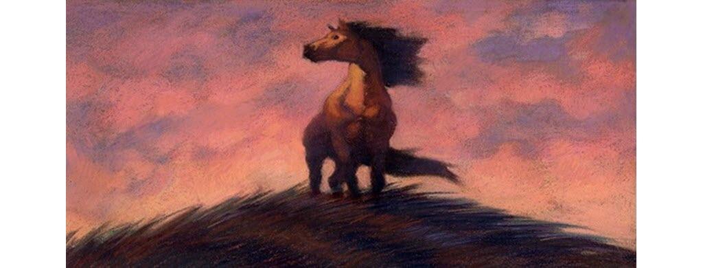 """C'est Spirit, le personnage principal d'un des plus vieux dessins animés produits par DreamWorks. À partir du 28 juillet, il sera de retour en salle, dans le film d'animation """"Spirit : l'indomptable""""."""