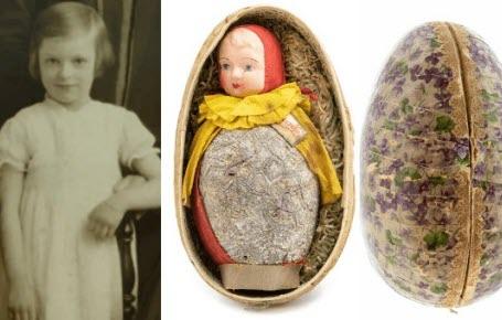 La belle histoire d'un œuf de Pâques