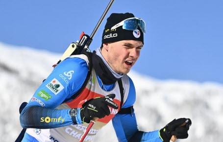 Biathlon : un Émilien en or