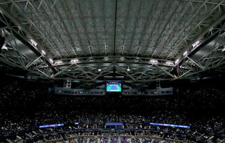 Tennis : avec ou sans public