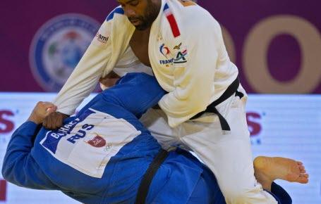 Judo : retour gagnant !