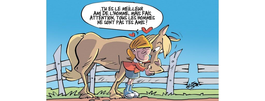 Mystérieuses attaques de chevaux
