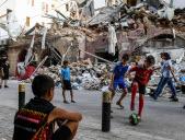Août 2020 - Le Liban blessé