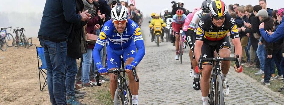 Paris - Roubaix : une journée sur les pavés