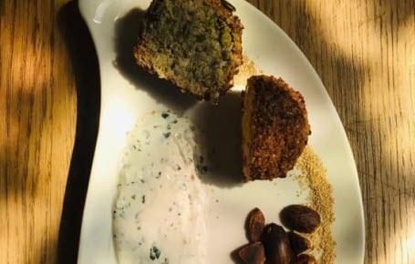 Au menu: boulettes aux glands