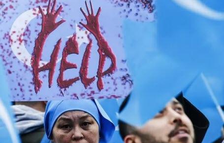 Droits humains : sauver les Ouïghours